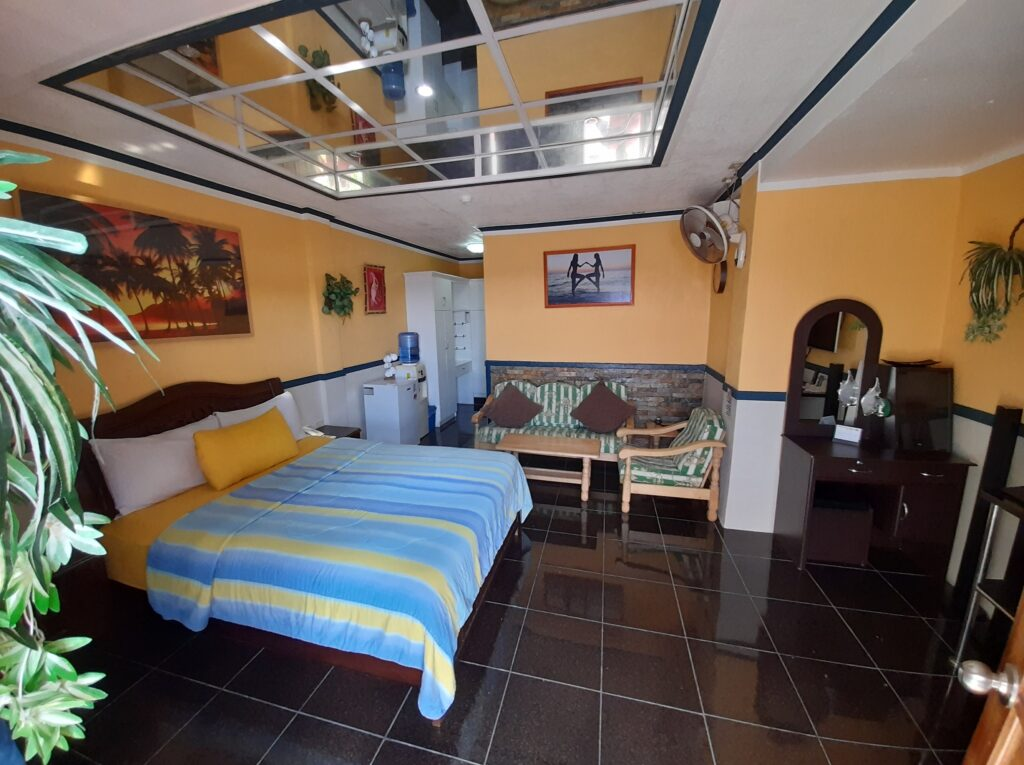 Arizona Subic Bay Hotel and Resort-Pool/Ocean View Room